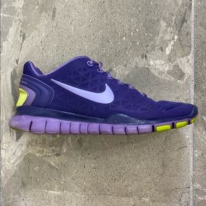Nike Free Fit 2 Shoes 487789-401 Women's Size 7
